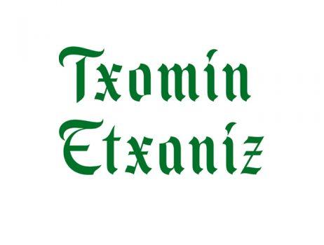 Txomin  Etxaniz  Txakolindegia